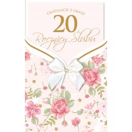 Karnet LUX na 20 rocznicę...