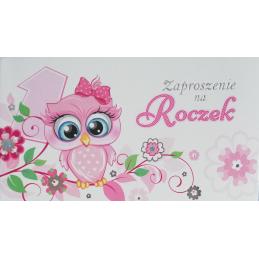 Zaproszenie na Roczek...