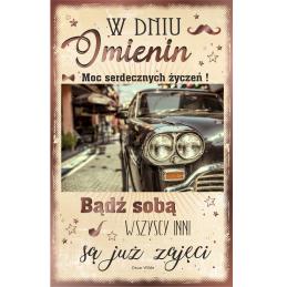 Kartka imieninowa /AB Card/