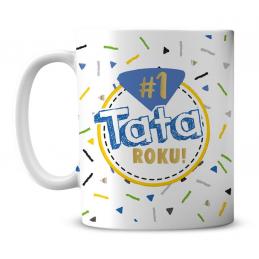 Kubek Tata roku! /Kukartka/