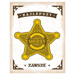 Karnet B6 Odznaka /Henry/