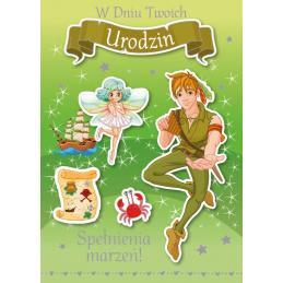Karnet urodzinowy GM /Armin...