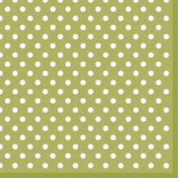 Serwetki MAKI Green Dots