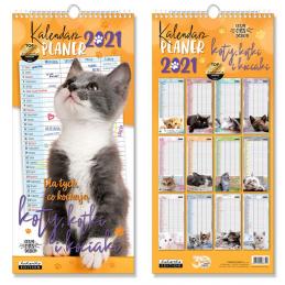 Kalendarz Planer Koty...