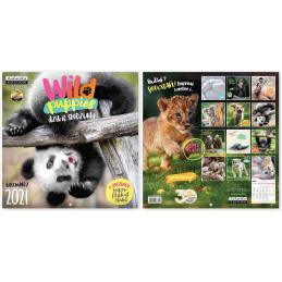Kalendarz Classic Wild...