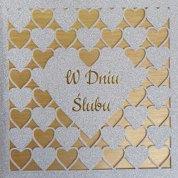 Karnet ślubny  Premium...