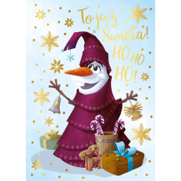 Karnet  DS To już Święta!...