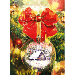 Kartka świąteczna B6 /Henry/