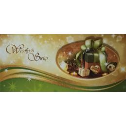 Karnet świąteczny DL /Astro...