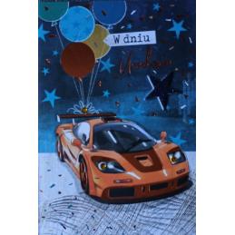 Karnet urodzinowy /Pan Dragon/