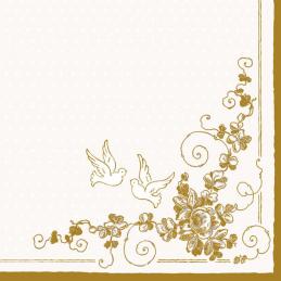 Serwetki  MAKI White Doves...