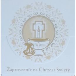Zaproszenie na chrzest ZKW...