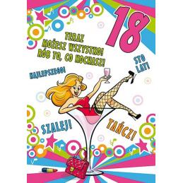 Karnet Party na 18 urodziny...
